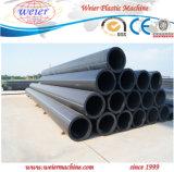 De grand diamètre du tuyau de HDPE de ligne de production