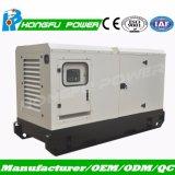 Reserve Diesel van het Type van Macht 33kVA Open Super Stille Generator voor noodgevallen
