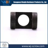 OEM Custom atypique de haute qualité en acier au carbone lourd noir de l'écrou carré