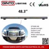 240W는 도로 차량 SUV 떨어져를 위한 줄 Epistar LED 표시등 막대를 골라낸다