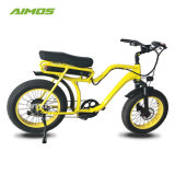 Пляж стиле 250W жир электрических шин на велосипеде с удобными сиденья для продажи