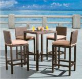 クッションが付いているバースツールのバースツールの椅子の台所棒椅子