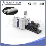 Alta línea eficiente de la máquina de la protuberancia del tubo del PE