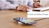 Популярные обновление регистрации Wireless быстрое зарядное устройство для iPhone/Samsung
