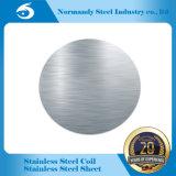 良質の201 202 304 410 430ステンレス鋼の円