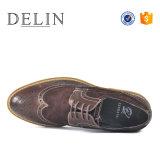 こんにちは品質のオックスフォードのスエードの革人の靴