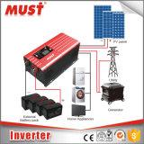 AC 2000W 6000W力の充電器インバーターへのセリウムの証明書DC