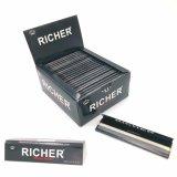 Papier de roulement arabe respectueux de l'environnement de tabac de gomme 97*54mm grands