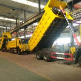 Capienza di Cbm dell'autocarro con cassone ribaltabile di Sinotruk HOWO 6X4 del veicolo della costruzione