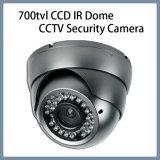 CCTVのカメラの製造者700tvl CCD IRのドームCCTVの保安用カメラ