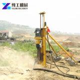 Dispositivo portátil para la perforación de suelos y rocas pozo de agua Máquina de Perforación
