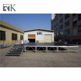 Étape de performance de Rk/étape se pliante/étape en aluminium/étape de passerelle