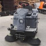 Balayeuse électrique de curseur de machine industrielle de balayeuse