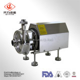 CIP, bomba de escorvamento automático para bebidas Carbonated, água de soda, alimento Transfe