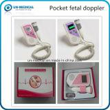 妊婦のための熱手持ち型の胎児の心拍数ドップラー