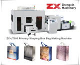Modelagem de primário não tecidos Saco Caixa fazendo a máquina