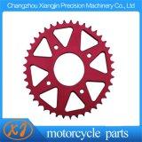 Kundenspezifisches Legierungs-CNC maschinell bearbeitetes Kettenrad