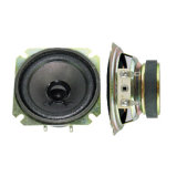 Papierkegel-Lautsprecher für Multi-Media Gerät Dxyd66W-45b-4A-F 4ohm 2W 66mm