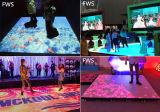 Tela ao ar livre do diodo emissor de luz de P3.91 SMD Dance Floor