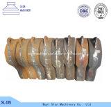 Mangan-Stahl-Reißwolf-Zerkleinerungsmaschine-Hammer für Metallzerkleinerungsmaschine