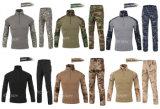 砂漠のデジタル工場戦術的なカスタマイズされた屋外の軍事訓練のスーツ