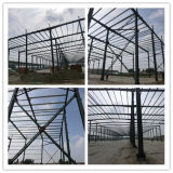 Peb Stahlkonstruktion-galvanisiertes Stahlkonstruktion-Gebäude (JHX-R011)
