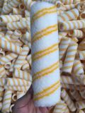 Bas blanc une bande jaune au Brésil brosse rotative.