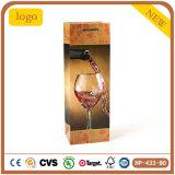 ワインアルコールチェリーのアルコール飲料の血メリーの買物をする紙袋