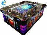 De muntstuk In werking gestelde het Gokken van het Spel van Vissen Machine van het Spel van de Visserij van de Arcade
