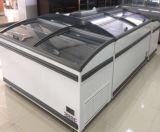 고품질 슈퍼마켓을%s 상업적인 냉장고 섬 냉장고/섬 상인 또는 산업