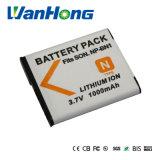 Batterie rechargeable au lithium-ion 1000mAh Akku Li-ion bloc-batterie de caméra
