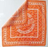 カスタマイズされたロゴのヒップホップのダンスのヘッドスカーフのワールドカップのヘッドスカーフ