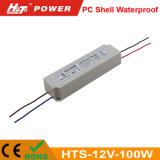 12V 8A 100W LEDの変圧器AC/DCの切換えの電源Hts