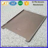 Pièces de usinage personnalisées de commande numérique par ordinateur de couverture en aluminium de téléphone mobile d'OEM de précision