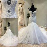2018 горячая продажа Sexy Русалки устраивающих платье свадебные платья