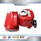 Válvula de actuador eléctrica de la venta al por mayor profesional del fabricante