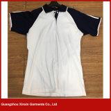 Camicia 100% di polo del cotone per il regalo promozionale (P108)