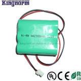 Pacchetto della batteria di idruro di metallo di nichel di AA2300 3.6V