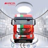 SaicIveco Hongyan 6X4の高い屋根35t 380 HPのトラクターのトラック