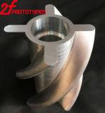 CNC die OEM van het Afgietsel van de Matrijs van de Prototypen van de Precisie van de Delen van het Metaal het Snelle ODM Zand machinaal bewerken die van het Aluminium China gieten paste 5 CNC van de As Delen van het Malen, de Delen van de Legering van het Aluminium aan