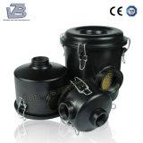 Seitlicher Kanal-Vakuumpumpe-Luftfilter-Zylinder