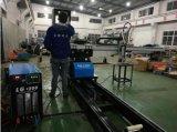 máquina de estaca de alumínio de aço do plasma do ar do inversor da folha/placa IGBT do metal 200A