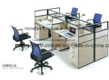 Arbeitsplatz nehmen Zoll zu gebildet, um Büro-Möbel-Stab-Arbeitsplatz zu entsprechen an