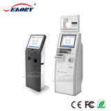 De openbare het Laden Kiosk van de Zelfbediening ATM van de Automaat van de Rekening van het Muntstuk van de Post van de Betaling