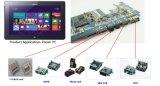 USB Mini Micro lleno pegar tipo SMT Conector hembra de cuerpo largo
