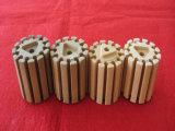 Bobina de cerámica de alta temperatura cordierita
