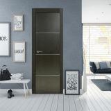 معاصرة صلبة خشبيّة أبواب تصميم