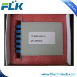 싱글모드 Lgx 광학적인 Fbt 섬유 FTTX FTTH Pon 근거리 통신망 CATV를 위한 연결기에 의하여 융합되는 Biconic 테이퍼 쪼개는 도구