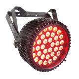 IP65 36*15W Rgbaw 5 in 1 indicatore luminoso di PARITÀ per usando esterno