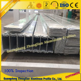 Perfil de aluminio del CNC para el caso de la potencia
